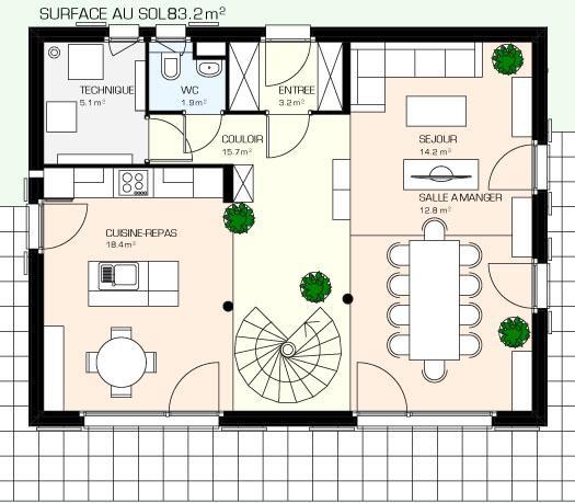 Villamia plans2 for Plans de villa